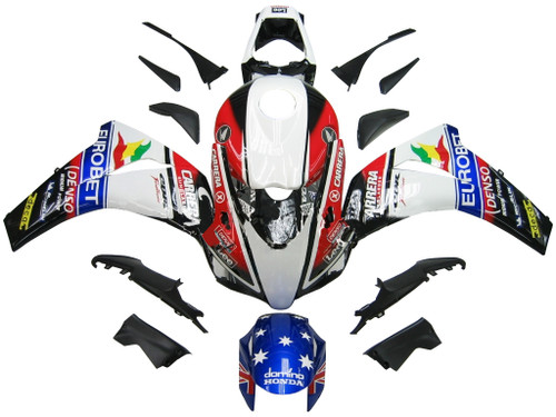 Fairings Honda CBR 1000 RR Multi-Color Eurobet Racing (2008-2011)