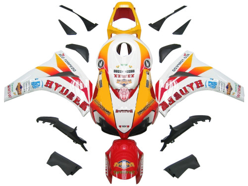 Fairings Honda CBR 1000 RR Multi-Color Hydrex Honda Racing (2008-2011)