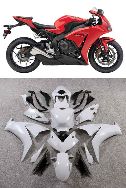 Fairings Honda CBR1000RR Red CBR Racing (2012-2013-2014-2015-2016)