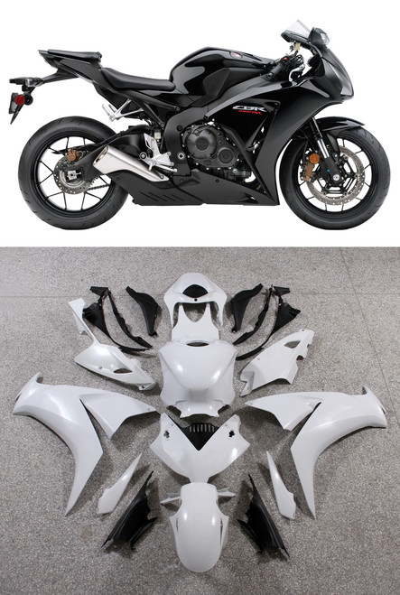 Fairings Honda CBR1000RR Black CBR Racing (2012-2013-2014-2015-2016)