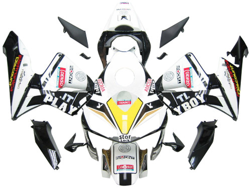 Fairings Honda CBR 600 RR Multi-Color Playboy Racing (2003-2004)