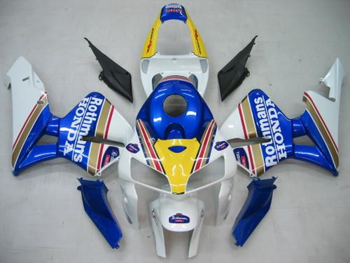 Fairings Honda CBR 600 RR Rothmans Racing (2005-2006)