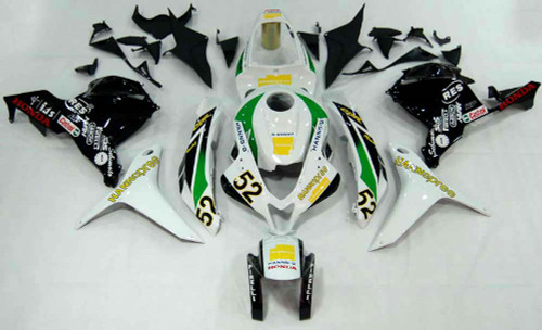 Fairings Honda CBR 600 RR Multi-Color No.52 Hannspree Racing (2009-2012)