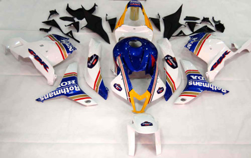Fairings Honda CBR 600 RR Multi-Color Rothmans Racing (2009-2012)
