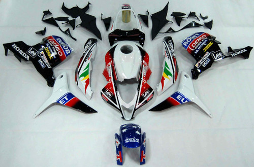 Fairings Honda CBR 600 RR Multi-Color Eurobet Racing (2009-2012)