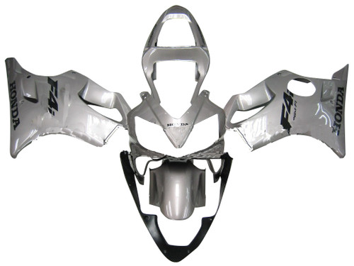 Fairings Honda CBR 600 F4i  Silver F4i Racing (2001-2003)