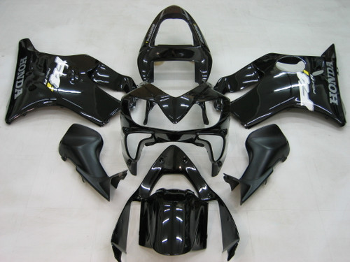 Fairings Honda CBR 600 F4i  Black F4i Racing (2001-2003)