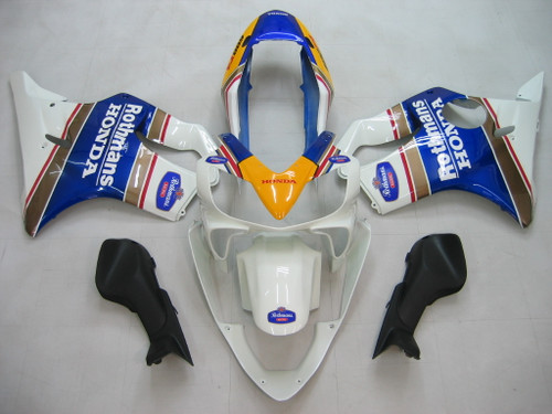 Fairings Honda CBR 600 F4i  White Rothmans Honda Racing (2004-2007)