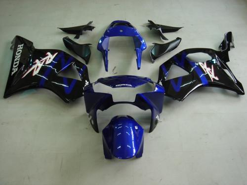 Fairings Honda CBR954 RR Blue & Black RR Racing (2002-2003)