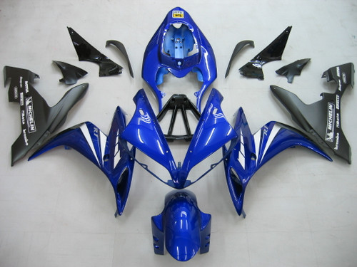 Fairings Yamaha YZF-R1 Blue & Black R1 Racing (2004-2006)