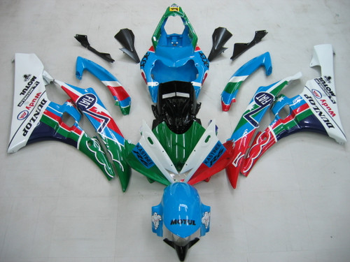 Fairings Yamaha YZF-R6 Multi-Color R6 Racing (2006-2007)