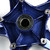 Aluminium Alloy Front Wheel Rim For Yamaha YZF R1 (2015-2017) Blue