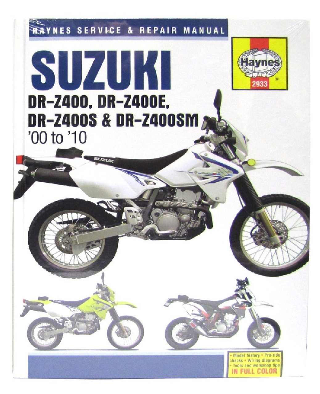 Drz400s Wiring Diagram | Wiring Diagrams