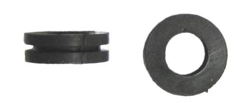 Grommets OD 22mm x ID 8.5mm x Width 12mm Per 10 Rubber