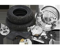Tyres, Wheels & Accessories