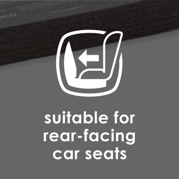 Angle Adjuster - Suitable for Rear facing Car Seats [Black]