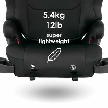 Super lightweight 5.4 kg / 12 lb [Black]