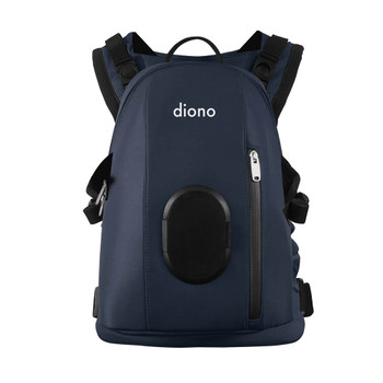 Diono Carus Complete 4-in-1 Child & Baby Carrying System with Detachable Backpack [Navy]