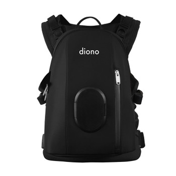Diono Carus Complete 4-in-1 Child & Baby Carrying System with Detachable Backpack [Black]