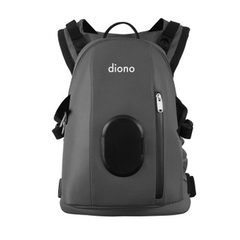 Diono Carus Complete 4-in-1 Child & Baby Carrying System with Detachable Backpack [Gray Light]