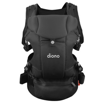 Diono Carus Complete 4-in-1 Child & Baby Carrying System with Detachable Backpack [Gray Dark]
