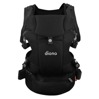 Diono Carus Essentials 3-in-1 Carrying System from Birth up to 3 Years [Black]