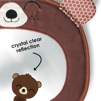 Crystal clear reflection [Bear]