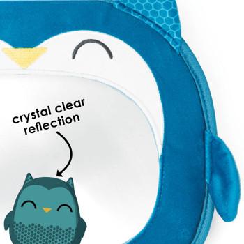 Crystal clear reflection [Owl]