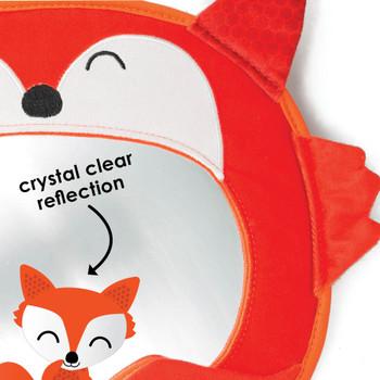 Crystal clear reflection [Fox]