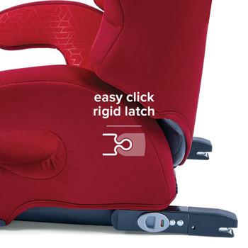 Easy click rigid latch [Red]