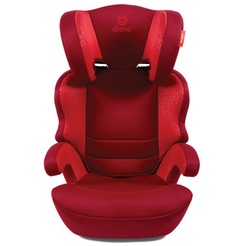 Everett NXT high back booster seat [Red]