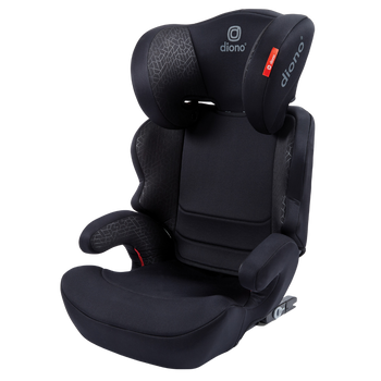 Everett NXT high back booster seat [Black]