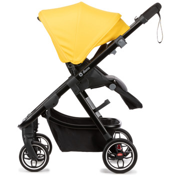 Expandable seat unit [Yellow Sulphur]