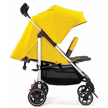 Adjustable Canopy [Yellow Sulphur]