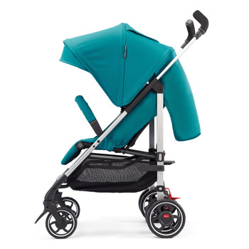 Lightweight Umbrella Stroller With Canopy [Blue Turquoise]