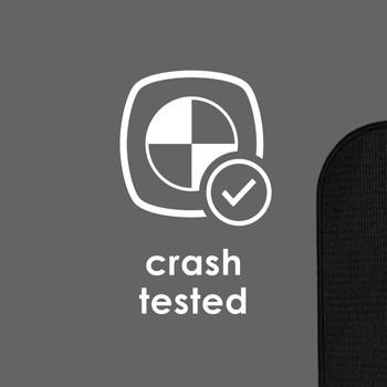 Diono Grip It Car Seat Protector - Crash Tested [Black]