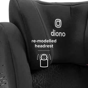 Re-modelled headrest [Black]