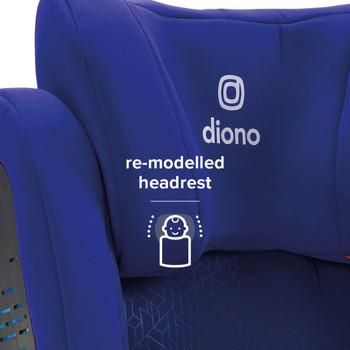 Re-modelled headrest [Blue]
