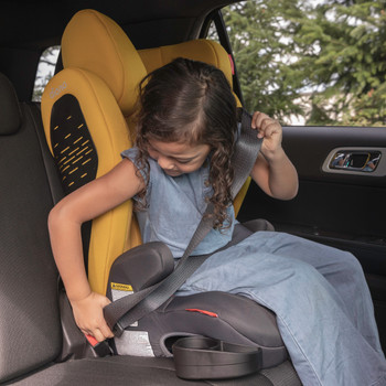Monterey® high back booster seat [Blue]