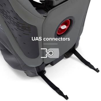 UAS connectors [Gray Dark]