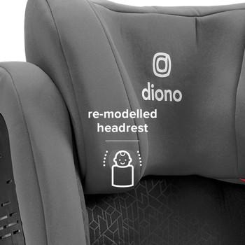 Re-modelled headrest [Gray Dark]