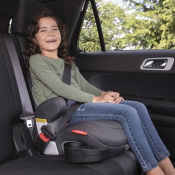 Monterey® high back booster seat [Gray Dark]