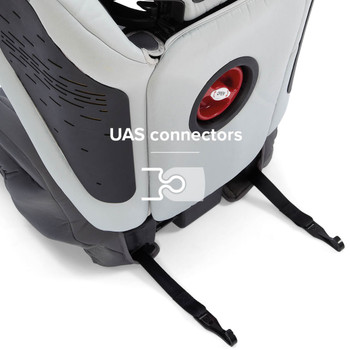 UAS connectors [Gray Light[