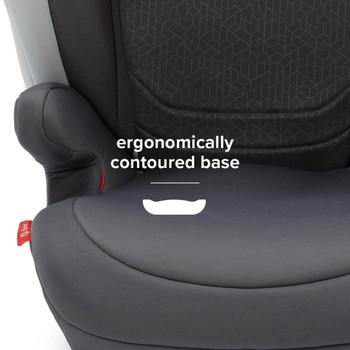 Ergonomically contoured base [Gray Light]
