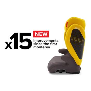Monterey® 4DXT original expandable booster [Yellow Sulphur]