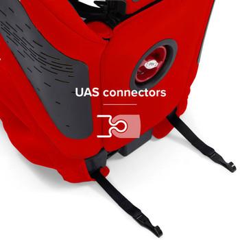 UAS connectors [Red]