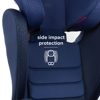 Side impact protection [Blue]
