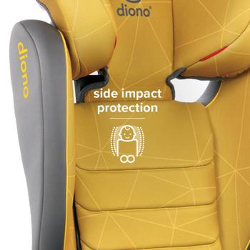Side impact protection [Yellow Sulphur]