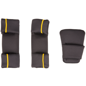 Replacement Pad Kit for the Radian all-in-one convertible car seat (2020 Radian 3QXT/QX) [Yellow Mineral]