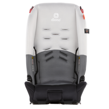 Replacement cover for the Radian all-in-one convertible car seat (Radian 3R/RX 2019) [Gray Light]